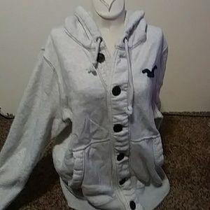 Hollister brand jacket